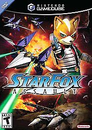 Star Fox: Assault  (Nintendo GameCube, 2...