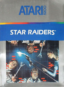 Star Raiders (1980)  (Atari 5200, 1982)