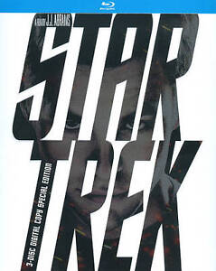Star Trek (Blu-ray Disc, 2009, 3-Disc Se...