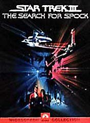 Star Trek III: The Search for Spock (DVD...