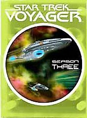 Star Trek: Voyager - The Complete Third ...