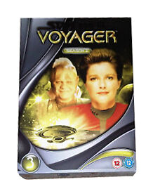 Star-Trek-Voyager-Series-3-Complete-DVD-2007-7-Disc-Set