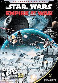 Star Wars Empire at War Collectors Edition PC, 2006