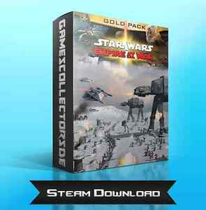 Star-Wars-Empire-at-War-Gold-Pack-PC-Steam-Geschenk-Gift
