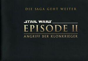 Star-Wars-Episode-2-ORIGINAL-Presseheft-WUNDERSCHON