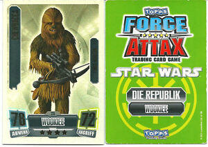 Star-Wars-Force-Attax-Limitierte-Auflage-235-WOOKIEE