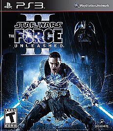 Star Wars: The Force Unleashed II  (Sony...
