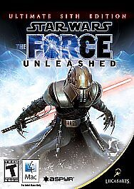 Star Wars: The Force Unleashed -- Ultima...