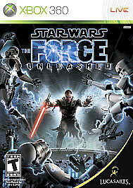 Star Wars: The Force Unleashed  (Xbox 36...