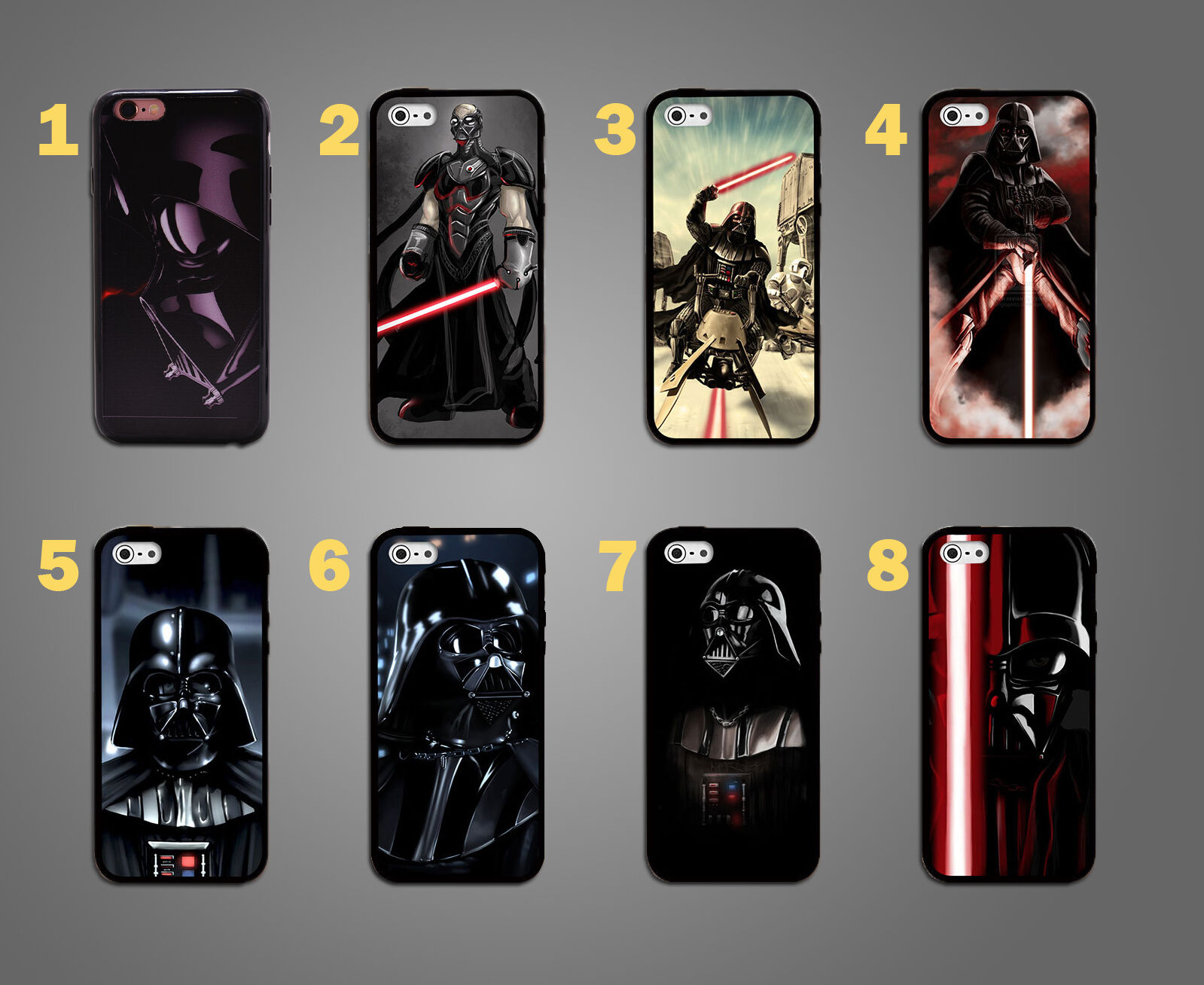 Star Wars Hard Shell Snap Case Cover For Iphone 6 6s 4 7