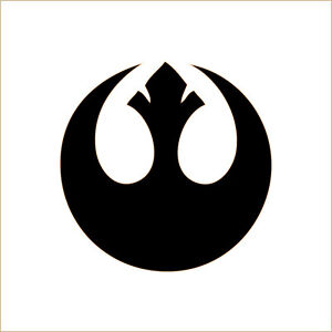Details about star wars rebel alliance vinyl decal sticker window car