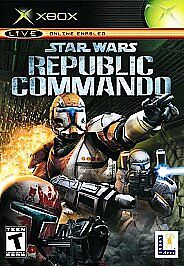 Star Wars: Republic Commando  (Xbox, 200...