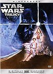 Star Wars Trilogy (DVD, 2005, 3-Disc Set...