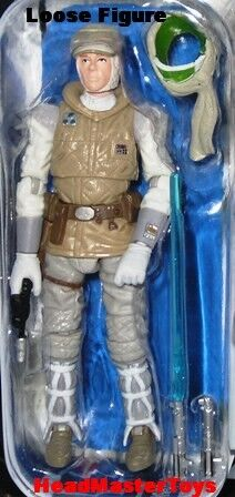 Star Wars Vintage 2012 LUKE SKYWALKER VC95 Hoth Outfit LOOSE FIGURE In Hand in Toys & Hobbies, Action Figures, TV, Movie & Video Games | eBay