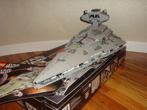 Star WarsLego Imperial Star Destroyer 6211 in Toys & Hobbies, Building Toys, LEGO | eBay