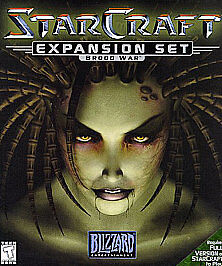 StarCraft Expansion Set: Brood War  (PC,...