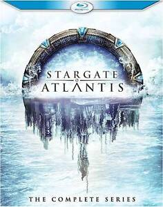 Stargate Atlantis: The Complete Series (...
