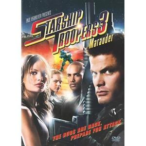Starship Troopers 3: Marauder (DVD, 2008...