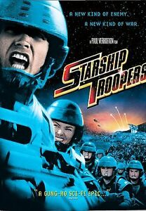 Starship Troopers (DVD, 2003, Superbit)