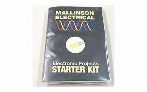 Starter-Projekt-Elektronik-Budget-Version-Kit-Versuchsaufbau-Ausschliesst