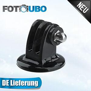 Stativ-Adapter-Halterung-fuer-GoPro-HD-Hero-1-2-3-Kamera-1-4-Stativgewinde