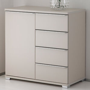 staud rubin kommode 80 cm breit kommode mit schubladen und t r viele farben ebay. Black Bedroom Furniture Sets. Home Design Ideas