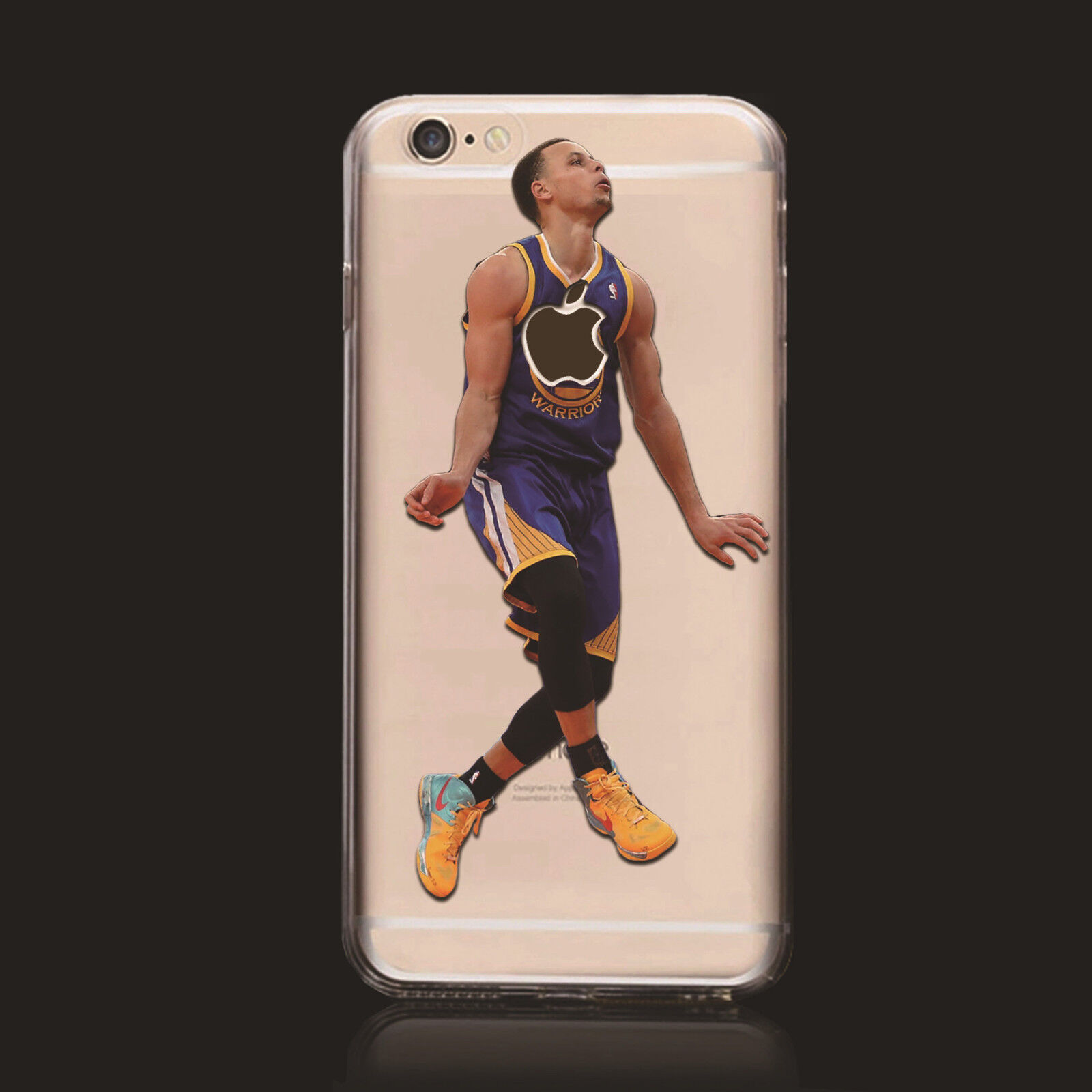 NBA Golden State Warriors Gel Shell iPhone 6 iPhone 6s ...