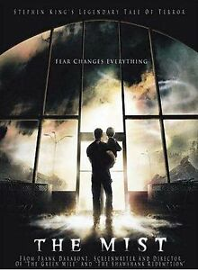 Stephen King's The Mist (DVD, 2008, Wide...