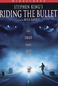 Stephen-Kings-Riding-the-Bullet-DVD-2005-o-MOVIE-DISC-ONLY
