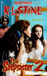Stepsister No. 2 by R. L. Stine (1995, P...