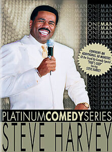 Steve Harvey: One Man (DVD, 2004)
