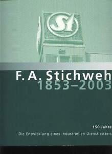Stichweh-Hannover-Chronik-150-Jahre-1853-2003