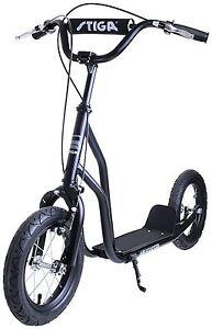 stiga scooter air 12 r der mit luftreifen air wheels. Black Bedroom Furniture Sets. Home Design Ideas