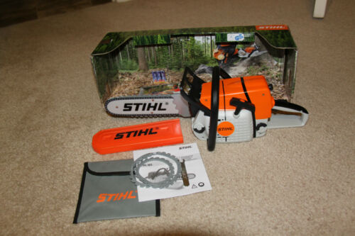 Stihl MS 170 Toy Battery Operated Chainsaw Kids Toy Newest Version in Toys & Hobbies, Electronic, Battery & Wind-Up, Electronic & Interactive | eBay