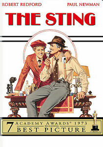 The Sting (DVD, 1998, Limited Edition Pa...