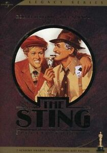 The Sting (DVD, 2005, 2-Disc Set, Specia...