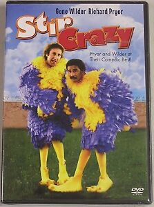 Stir Crazy (DVD, 1999, Multiple Language...