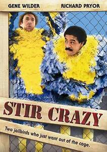 Stir Crazy (DVD, 2010)