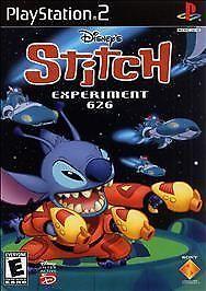 Stitch: Experiment 626  (Sony PlayStatio...