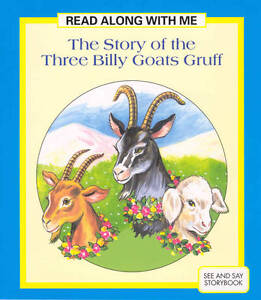 Story of the Three Billy Goats Gruff by ...