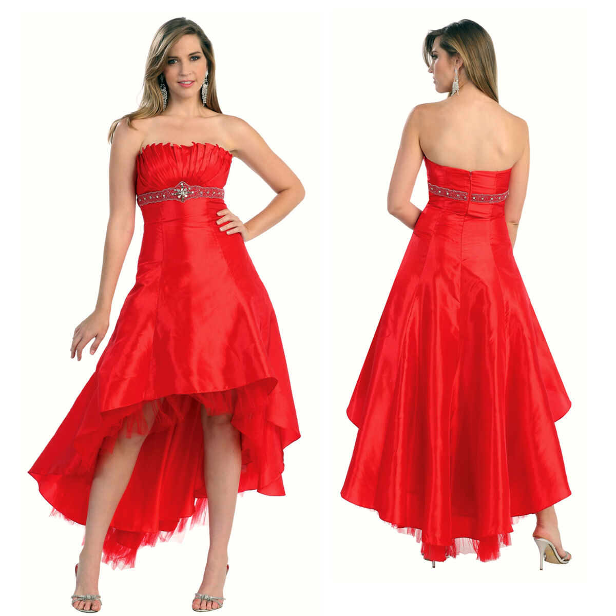 Formal Dresses For Middle School Dance - Plus Size Prom Dresses