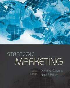Strategic Marketing by David W. Cravens ...