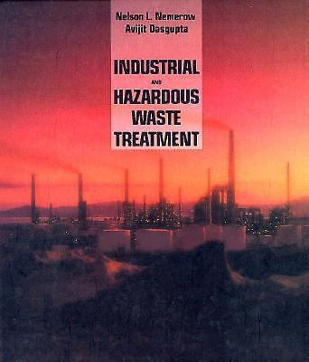 Strategies of Industrial and Hazardous Waste Management by Avijit
