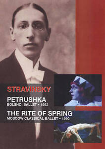 Stravinsky: Petrushka/The Rite of Spring...