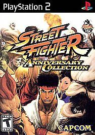 Street Fighter Anniversary Collection (
