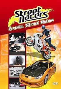Street Racers - Illegal Street Action (D...