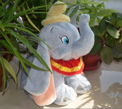 Stuffed Soft Plush Toy for Famous Dumbo, Lovely Baby Toy for Free Shipping in Baby, Toys for Baby, Developmental Baby Toys | eBay