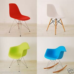 stuhl essstuhl retro plastik modern lounge b rom bel neu. Black Bedroom Furniture Sets. Home Design Ideas