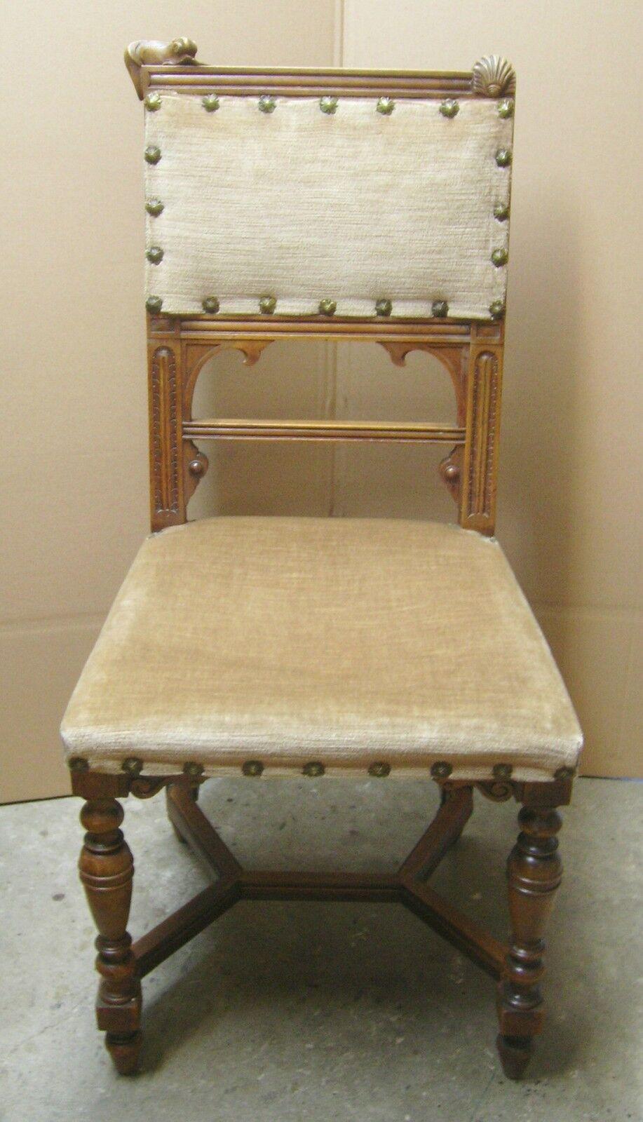 stuhl ber 120 jahre alt vintage antik ebay. Black Bedroom Furniture Sets. Home Design Ideas