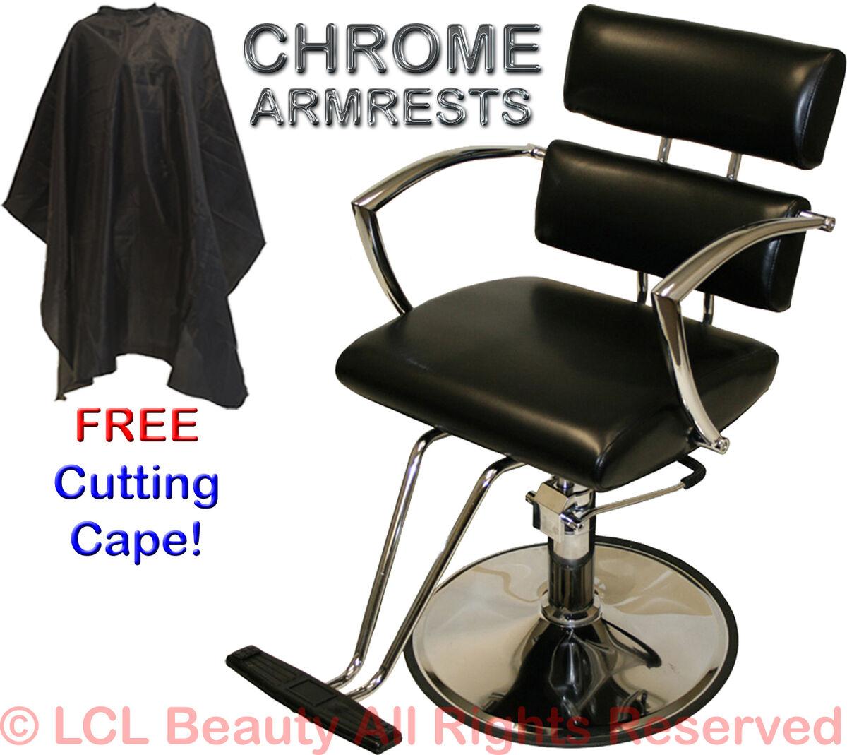 Sturdy Professional Hydraulic Barber Chair Styling Hair Beauty Salon Equipment